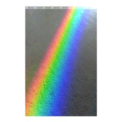Rainbow Color Spectrum Solar Mirror Shower Curtain 48  X 72  (small)