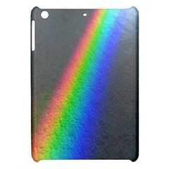 Rainbow Color Spectrum Solar Mirror Apple iPad Mini Hardshell Case
