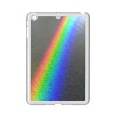 Rainbow Color Spectrum Solar Mirror iPad Mini 2 Enamel Coated Cases