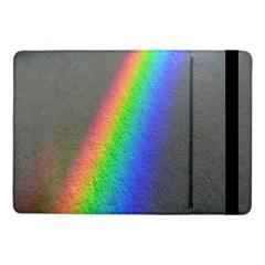 Rainbow Color Spectrum Solar Mirror Samsung Galaxy Tab Pro 10 1  Flip Case