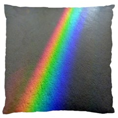 Rainbow Color Spectrum Solar Mirror Standard Flano Cushion Case (two Sides)