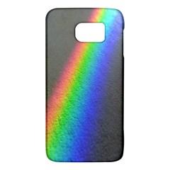 Rainbow Color Spectrum Solar Mirror Galaxy S6