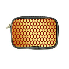 Red And Gold Effect Backing Paper Coin Purse