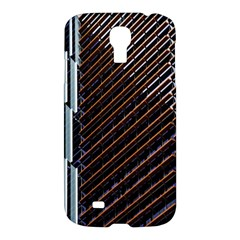 Red And Black High Rise Building Samsung Galaxy S4 I9500/i9505 Hardshell Case
