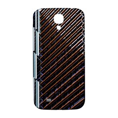 Red And Black High Rise Building Samsung Galaxy S4 I9500/i9505  Hardshell Back Case