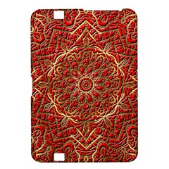 Red Tile Background Image Pattern Kindle Fire Hd 8 9