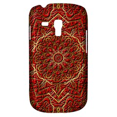 Red Tile Background Image Pattern Galaxy S3 Mini