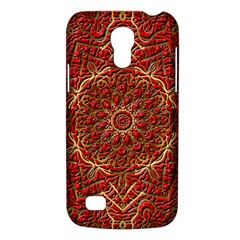 Red Tile Background Image Pattern Galaxy S4 Mini