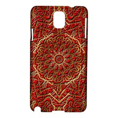 Red Tile Background Image Pattern Samsung Galaxy Note 3 N9005 Hardshell Case