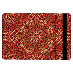 Red Tile Background Image Pattern Ipad Air Flip