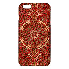 Red Tile Background Image Pattern Iphone 6 Plus/6s Plus Tpu Case