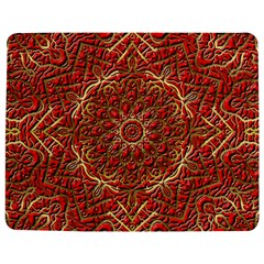 Red Tile Background Image Pattern Jigsaw Puzzle Photo Stand (Rectangular)
