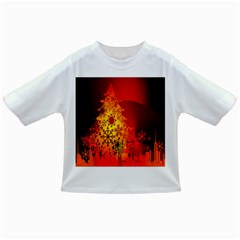 Red Silhouette Star Infant/Toddler T-Shirts