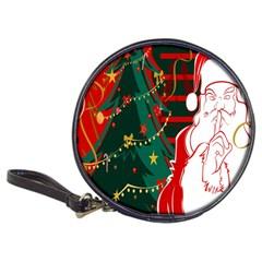 Santa Clause Xmas Classic 20-CD Wallets