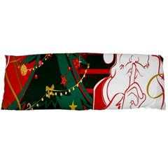 Santa Clause Xmas Body Pillow Case Dakimakura (two Sides)
