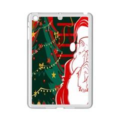 Santa Clause Xmas iPad Mini 2 Enamel Coated Cases