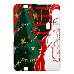 Santa Clause Xmas Kindle Fire Hd 8 9