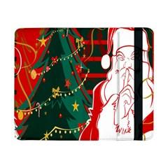 Santa Clause Xmas Samsung Galaxy Tab Pro 8 4  Flip Case