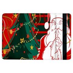 Santa Clause Xmas iPad Air Flip