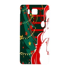 Santa Clause Xmas Samsung Galaxy Alpha Hardshell Back Case
