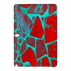 Red Marble Background Samsung Galaxy Tab Pro 12 2 Hardshell Case