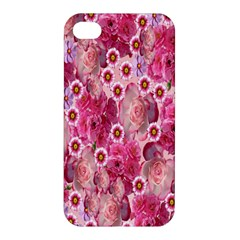 Roses Flowers Rose Blooms Nature Apple iPhone 4/4S Hardshell Case