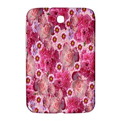 Roses Flowers Rose Blooms Nature Samsung Galaxy Note 8 0 N5100 Hardshell Case