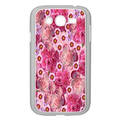 Roses Flowers Rose Blooms Nature Samsung Galaxy Grand Duos I9082 Case (white)