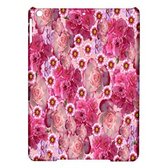 Roses Flowers Rose Blooms Nature iPad Air Hardshell Cases