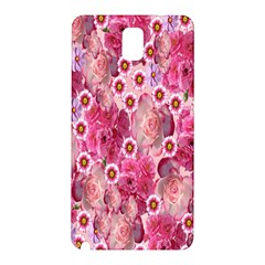 Roses Flowers Rose Blooms Nature Samsung Galaxy Note 3 N9005 Hardshell Back Case