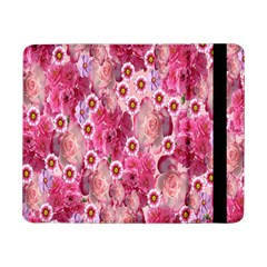 Roses Flowers Rose Blooms Nature Samsung Galaxy Tab Pro 8 4  Flip Case