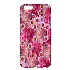 Roses Flowers Rose Blooms Nature Apple Iphone 6 Plus/6s Plus Hardshell Case