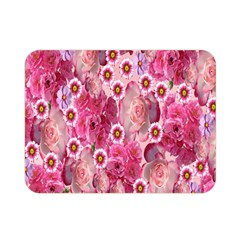 Roses Flowers Rose Blooms Nature Double Sided Flano Blanket (Mini)