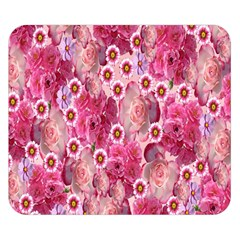 Roses Flowers Rose Blooms Nature Double Sided Flano Blanket (small)