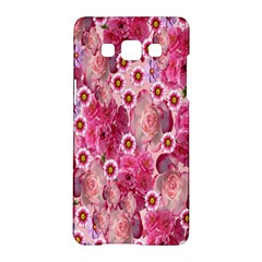 Roses Flowers Rose Blooms Nature Samsung Galaxy A5 Hardshell Case