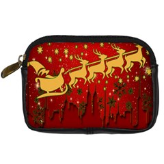 Santa Christmas Claus Winter Digital Camera Cases