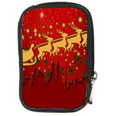 Santa Christmas Claus Winter Compact Camera Cases