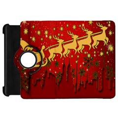 Santa Christmas Claus Winter Kindle Fire HD 7