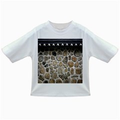 Roof Tile Damme Wall Stone Infant/toddler T Shirts