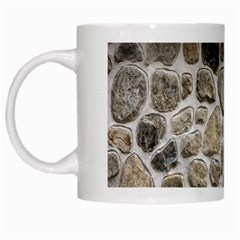 Roof Tile Damme Wall Stone White Mugs