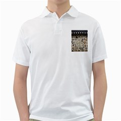 Roof Tile Damme Wall Stone Golf Shirts