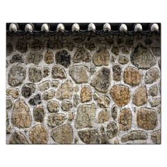 Roof Tile Damme Wall Stone Rectangular Jigsaw Puzzl