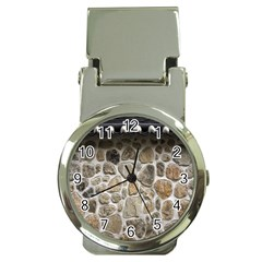 Roof Tile Damme Wall Stone Money Clip Watches