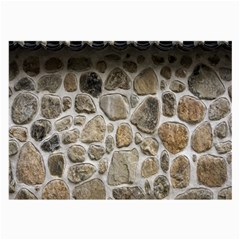 Roof Tile Damme Wall Stone Large Glasses Cloth (2-Side)
