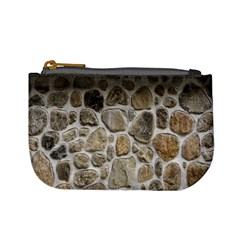 Roof Tile Damme Wall Stone Mini Coin Purses