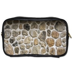 Roof Tile Damme Wall Stone Toiletries Bags 2-Side