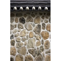Roof Tile Damme Wall Stone 5.5  x 8.5  Notebooks