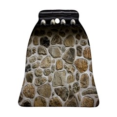 Roof Tile Damme Wall Stone Bell Ornament (Two Sides)