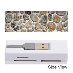 Roof Tile Damme Wall Stone Memory Card Reader (stick)