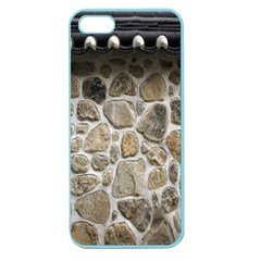 Roof Tile Damme Wall Stone Apple Seamless iPhone 5 Case (Color)